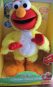 Funky 'Chicken Dance' Elmo