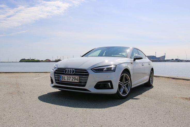 Tilværelsens ulidelige lethed Audi A5 Sportback
