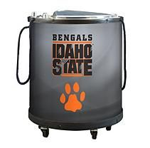 NCAA Mini Ice Barrel Cooler-  Idaho State University