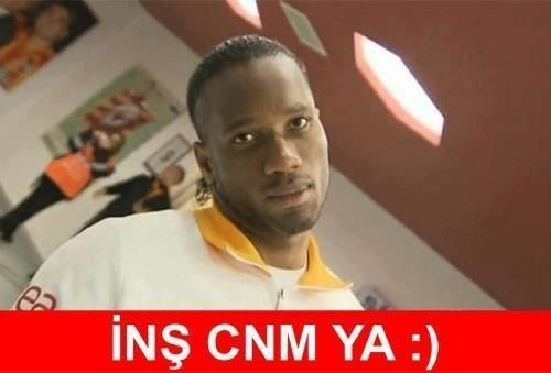 We have Drogba, they don't.