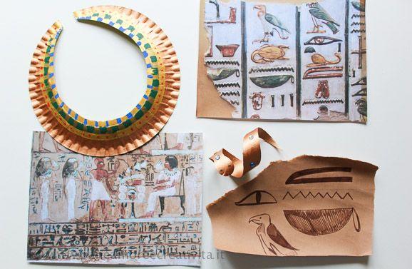 Come fare il costume da Faraone - FunLab Blog