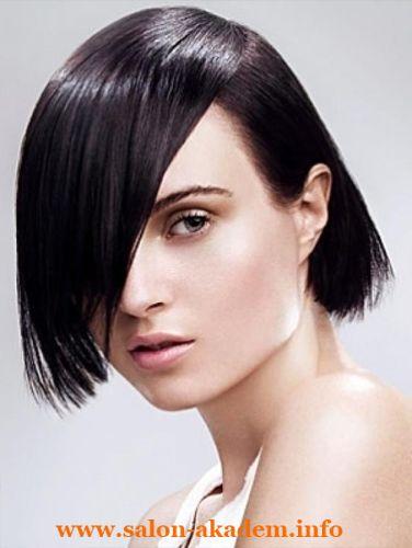Прическа каре для тонких волос #Фото  http://www.salon-akadem.info/pricheska-kare-dlya-tonkix-volos.php