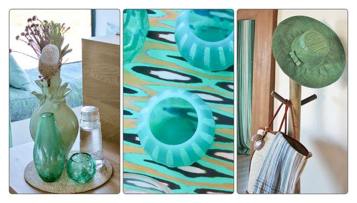 #Ocean House #Morukuru #De Hoop #South Africa #decor #design #Africa #nature #art #blue