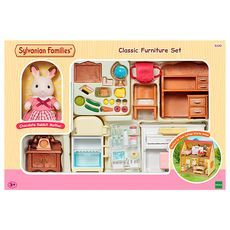 Sylvanian Families Classic Furniture Set SF5220 Green Ant Toys www.greenanttoys.com.au