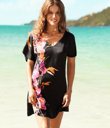 You can never go wrong with a beautiful floral print!