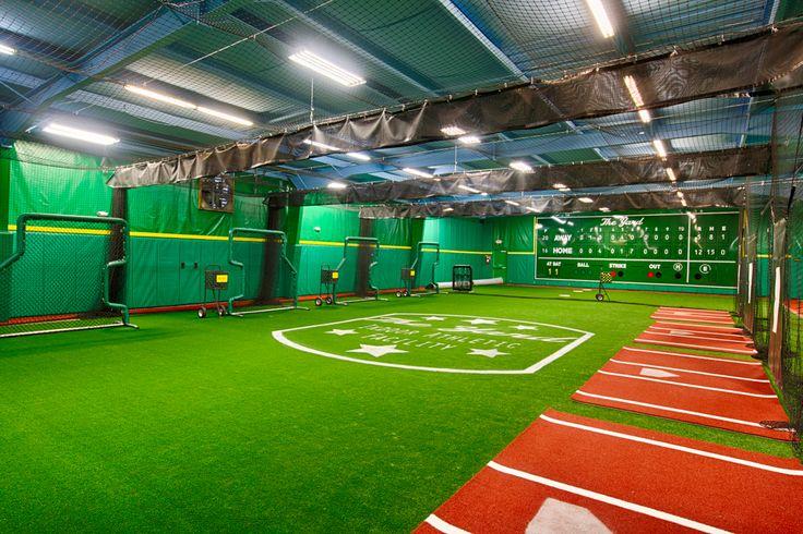 Batting Facility Feature The Yard Huntsville, AL