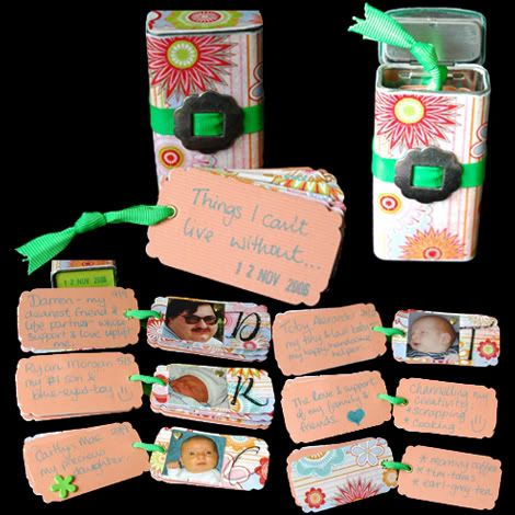 Altered Eclipse Mint tins - Page 6 - Scrap Chat & Share - Essential Baby