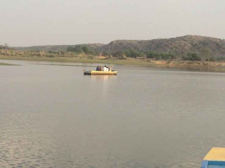 Damdama Lake in Gurgaon, Haryāna