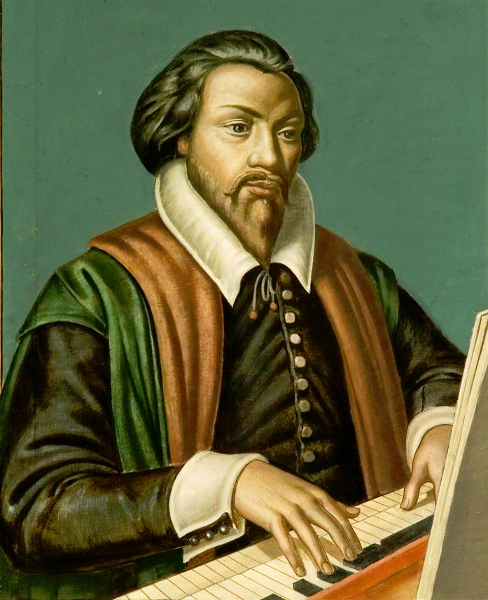William Byrd (1540 or late 1539 –1623) was one of the most celebrated English composers in the Renaissance.     He lived until well into the seventeenth century without writing music in the new Baroque fashion, but his superbly constructed keyboard works marked the beginning of the Baroque organ and harpsichord style. Byrd's life is interesting because of his Roman Catholic sympathies combined with his work in the court of the Anglican Queen Elizabeth I.