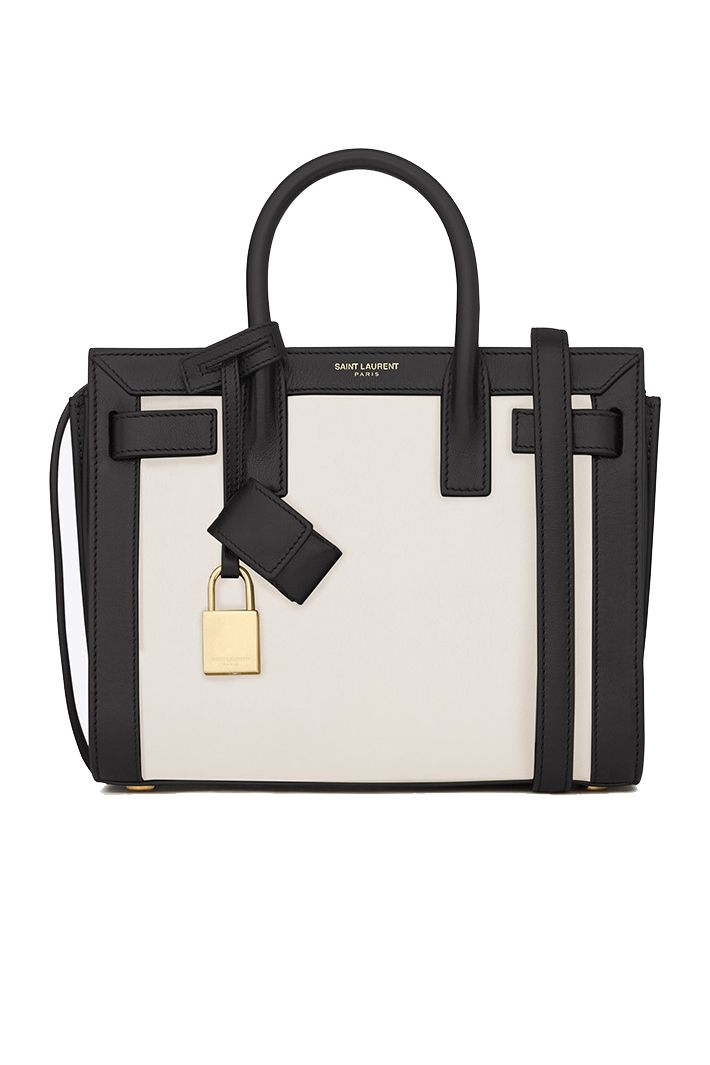 The It Bags to Own in the New Year | Saint Laurent, Black Leather ...