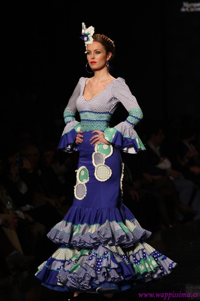 Flamenco Fashion by Arte y Compas, 2013