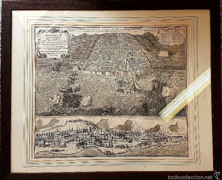 Mapas contemporáneos: Mapa de Argelia - Foto 2 - 56099617