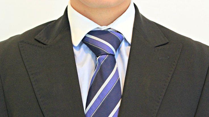 Nudo de corbata.