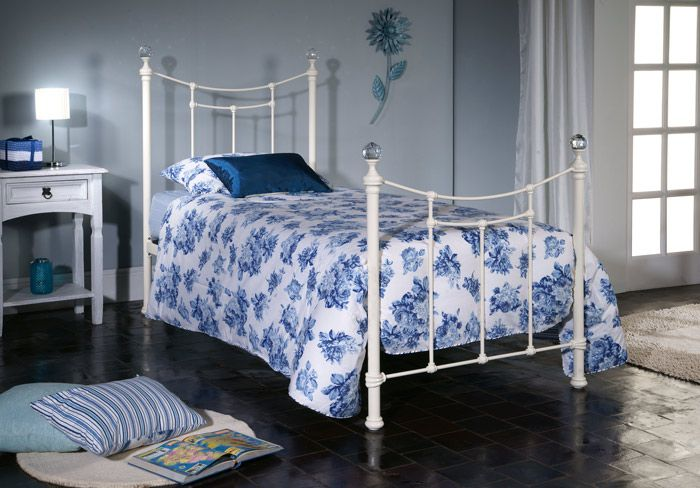 Limelight Metis 5FT Kingsize Metal Bedstead