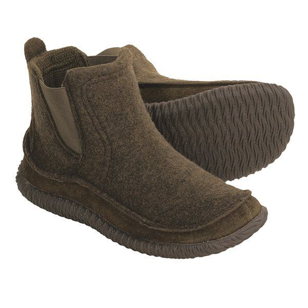 Acorn Earthroamer - Wool Boots