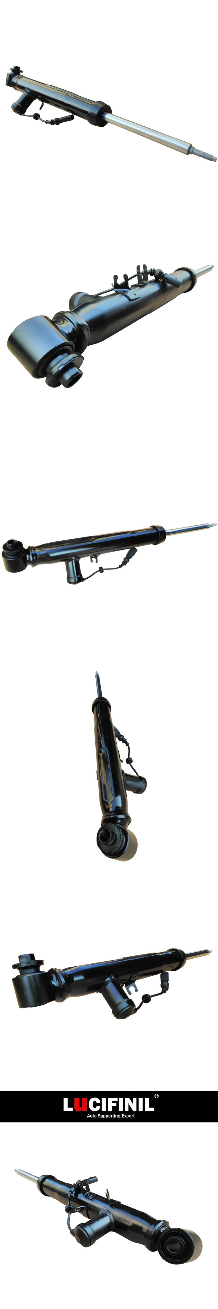 A6 C6 Quattro Rear Right With Sensor ADS Damper Shock Absorber Air Springs Air Shocks Air Suspension 4F0616032M  F0616032K