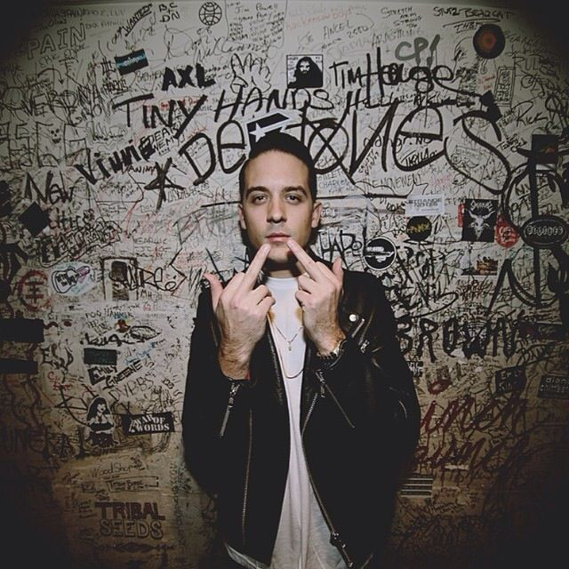 G-Eazy, March 2014.