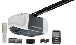 Chamberlain® 1/2 HP Belt Drive Garage Door Opener from Menards $168.21 (11% Off) - >