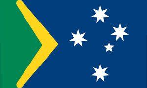 Ralph Kelly flag (2012) #Ausflags