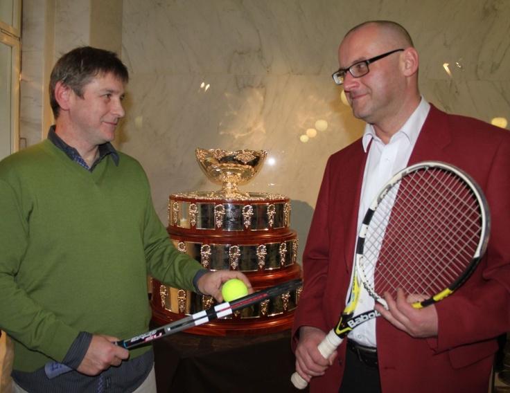 Bulovka Davis Cup Team :O) Spokesman and Director