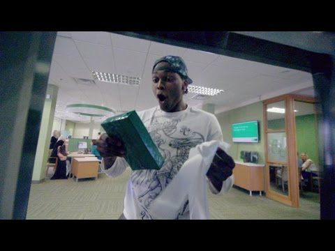 Sometimes you just want to say thank you #TDThanksYou - YouTube