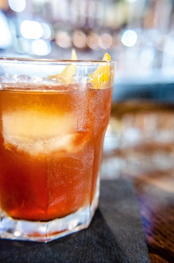 Smoky Old Fashioned Recipe Old Fashioned Cocktail Fall Drinks