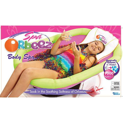 Where Can You Buy Orbeez Body Spa