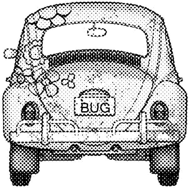 Ledningsdiagram 68 Vw Bus