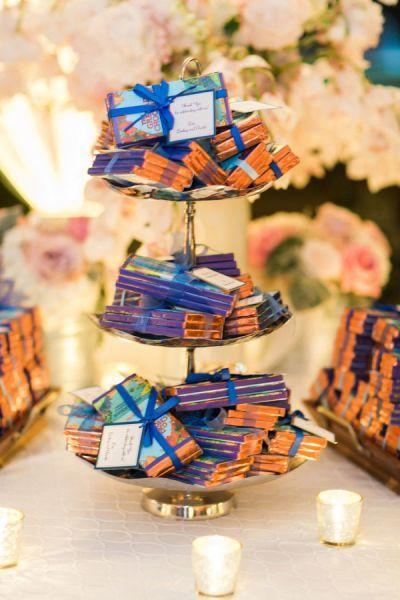 Cadeaux d'invités 2017 : un souvenir original et différent de votre mariage! Image: 17