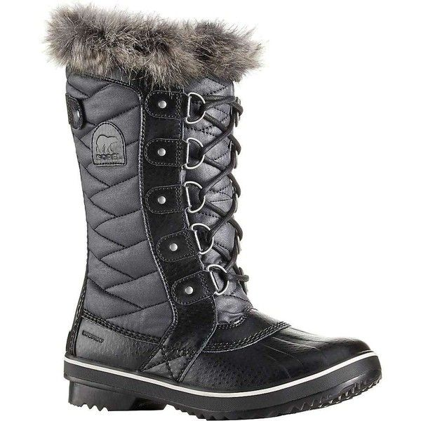Sorel Women's Tofino II Boot ($170) ❤ liked on Polyvore featuring shoes, boots, sorel shoes, breathable shoes, waterproof shoes, sorel boots and water proof boots
