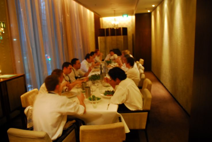 Staff meal Est, Sydney