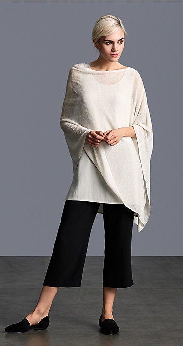Best 25 Eileen Fisher Ideas On Pinterest Black Tunic