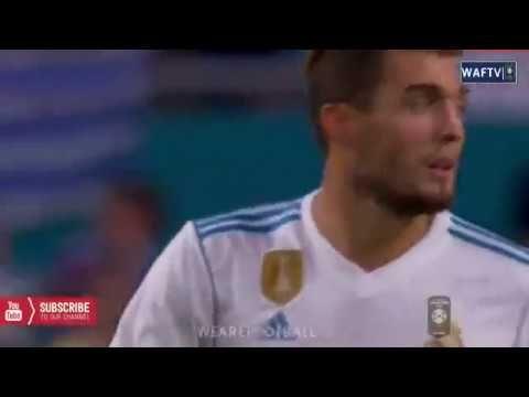 Mateo Kovacic Goal Real Madrid vs Barcelona 1-2 International Champions Cup