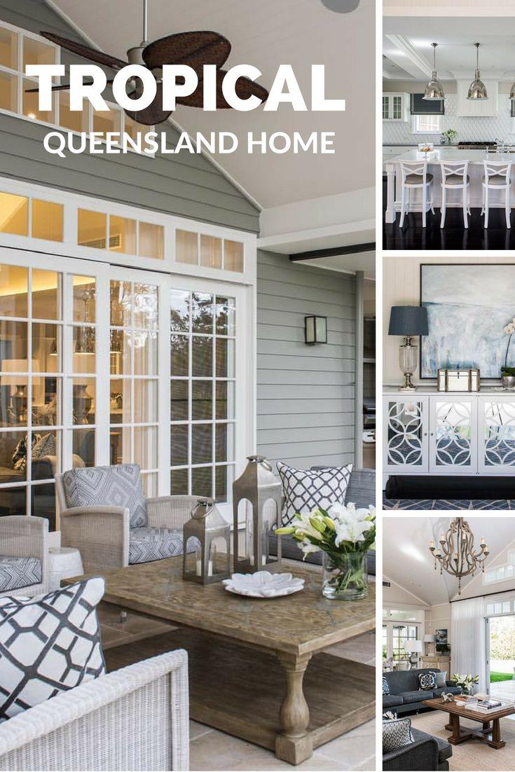 Tropical Queensland Home Coastal Lifestyle