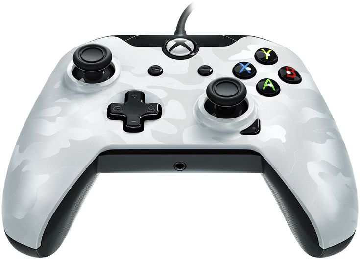 Buy Licensed Xbox One Controller with Back Paddle White