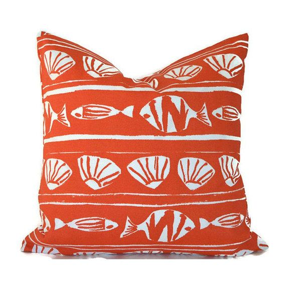 CLEARANCE SALE 40x40 Pillow Covers Decorative Pillows Orange Interesting Decorative Pillows Clearance