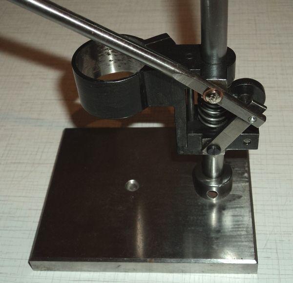 Мини сверлильный станок своими руками для печатных плат