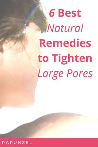 Here are some easy natural tips help reduce pore size and make our skin look glowing and youthful! http://www.simplyrapunzel.com/