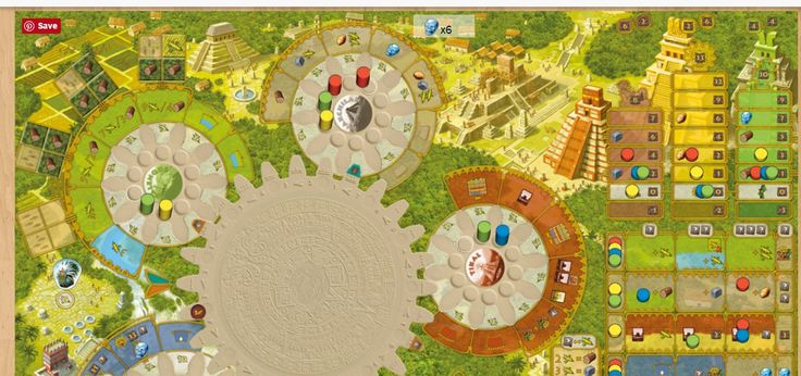 Online Board Gaming » The Daily Worker Placement