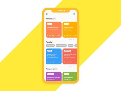 Combo clinical trial app (UI map)
