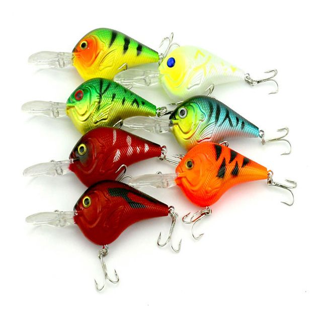1PC 9.5cm/11.2g Fishing Lure Deep Swimming Crankbait 9.5cm11.4g Hard Bait 5 ColorsTight Wobble Slow Floating Fishing Tackle Bal?k tutma yemler sailfish *** AliExpress Affiliate's Pin. Click the VISIT button to find out more