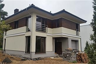 Projekt domu Tytan - fot 12