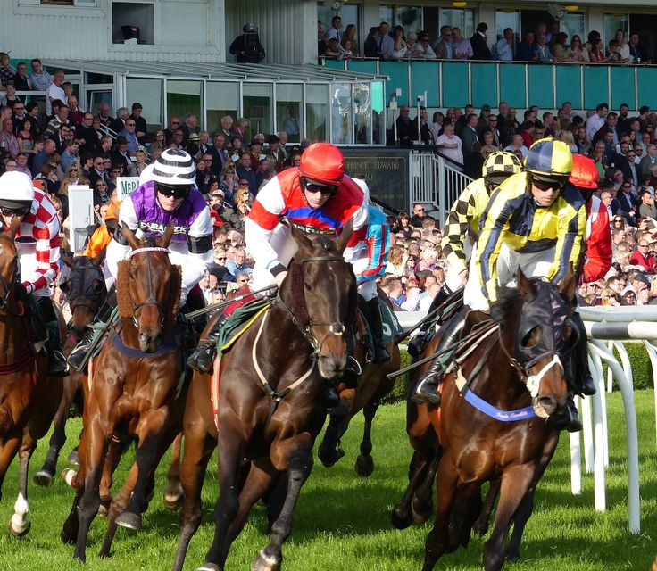 Live Music Racenight, Uttoxeter Racecourse in Staffordshire, May 2016.