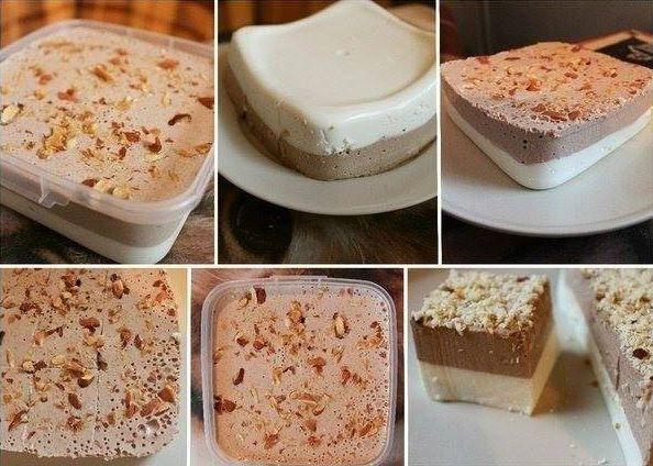 РЕЦЕПТЫ И СОВЕТЫ ХОЗЯЙКАМ: Нежнейший шоколадно-ванильный творожный десерт. Идеальное лакомство и в жару и в холод!