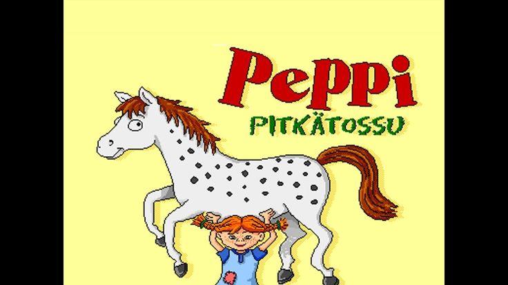 Peppi Pitkätossu (1996) - (Finnish) (PC Game)