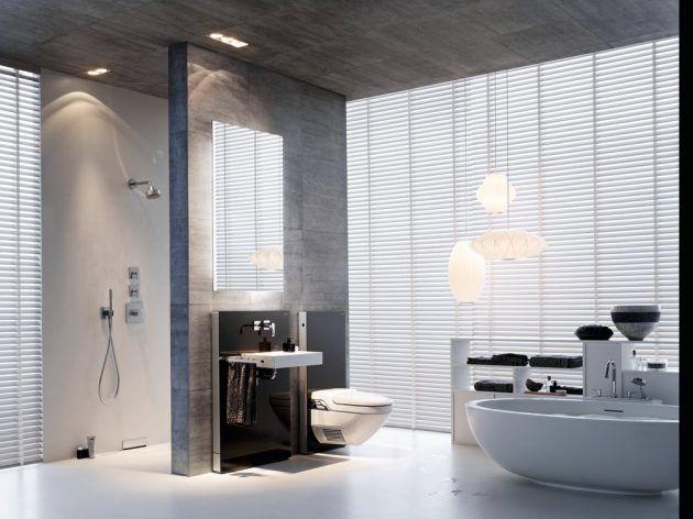 176 best Badezimmer images on Pinterest Bathroom, Bathroom ideas