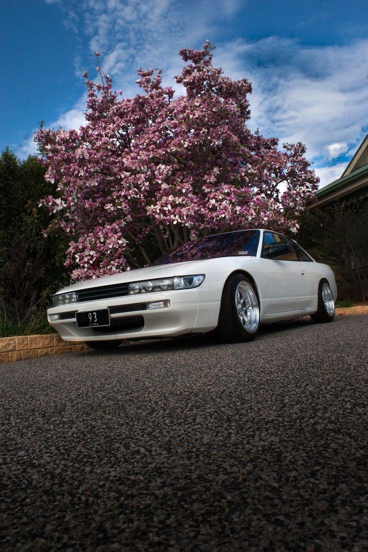 Nissan Silvia S13 | Photo: Andrew Stalph
