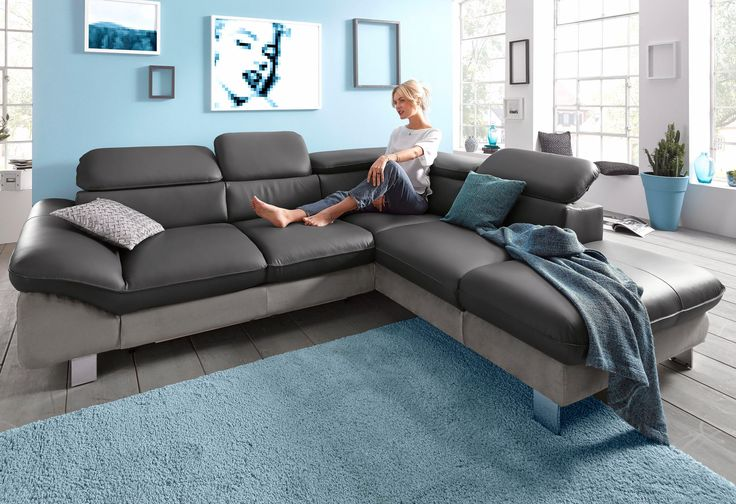 die 25 besten ecksofa mit schlaffunktion ideen auf pinterest ecksofa schlaffunktion sofa. Black Bedroom Furniture Sets. Home Design Ideas