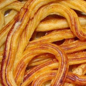 Чуррос (испанское печенье) рецепт – испанская кухня, детское меню: выпечка и десерты. «Афиша-Еда»
