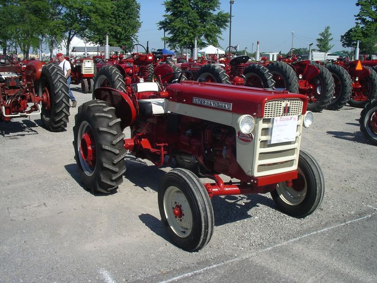 International 240 Utility Tractor : Best red power round up lima oh images on